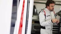 Fernando Alonso test Aragón Daytona
