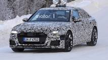 2018 Audi A6 Casus Fotoğraflar