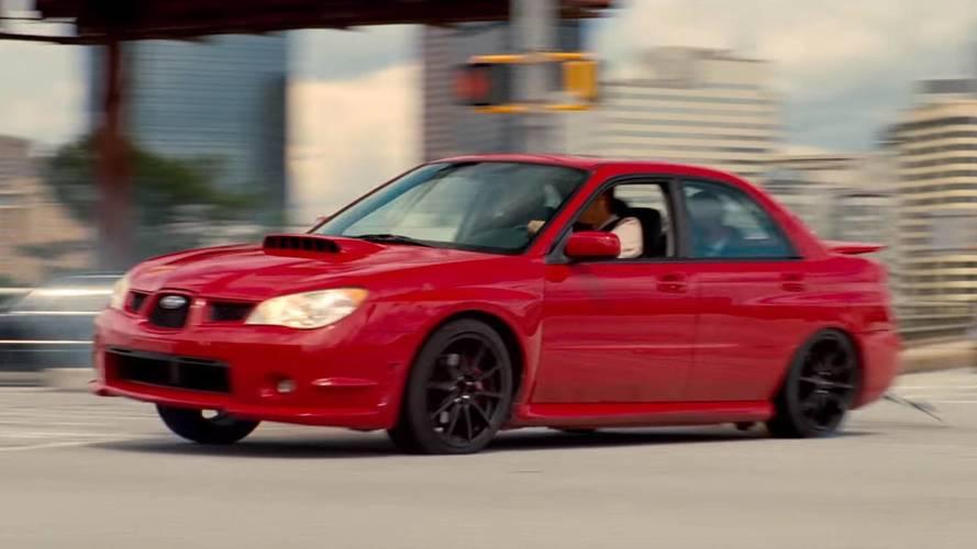 Baby Driver filminin aktörü gerçek hayatta da aynıymış!