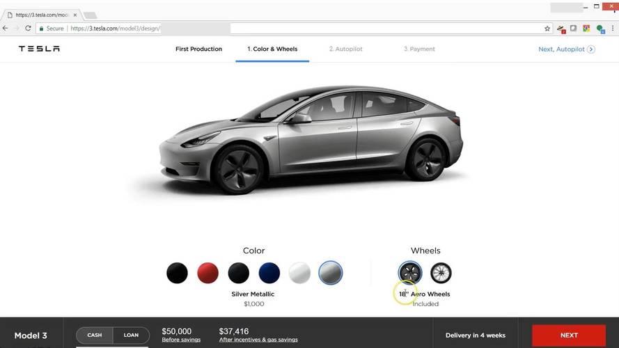 In-Depth Walk Through Tesla Model 3 Design Studio