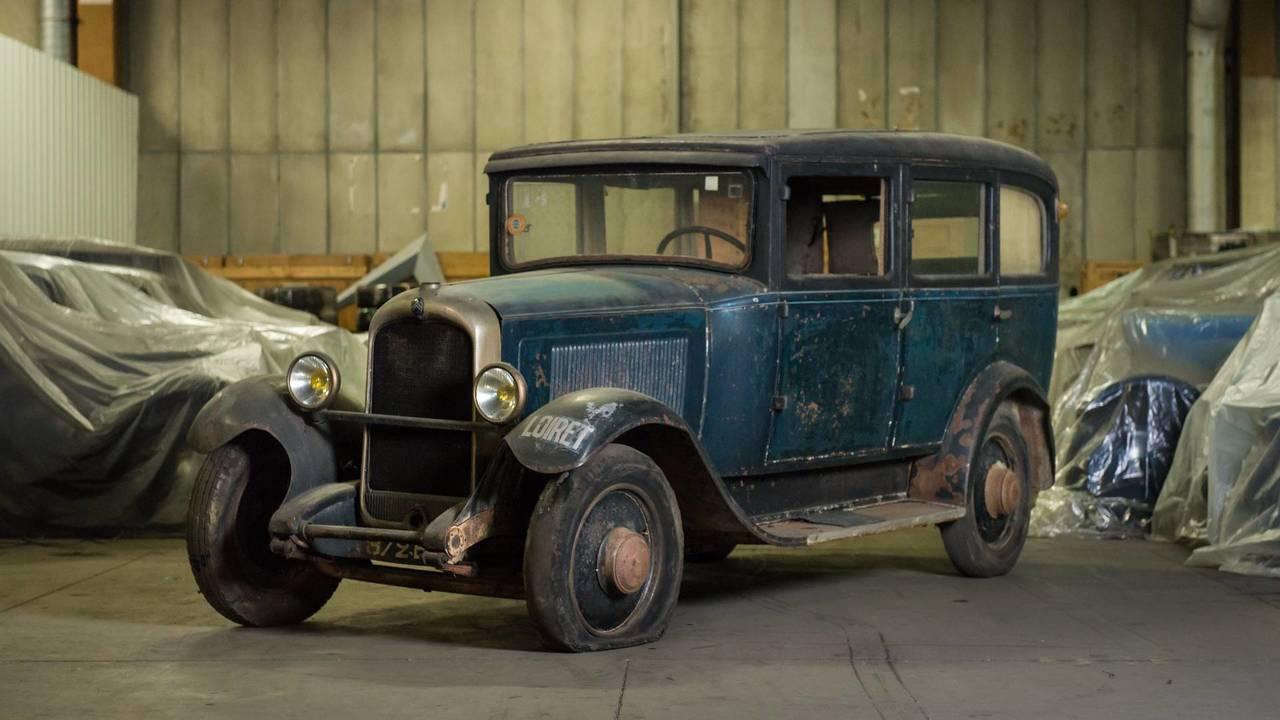 1929 Citroën C4 Berline Carrosserie Speciale