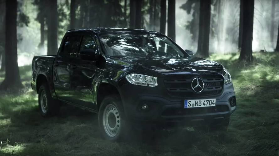 Mercedes Suggests X-Class Is An All-In-One Vehicle In New Promo