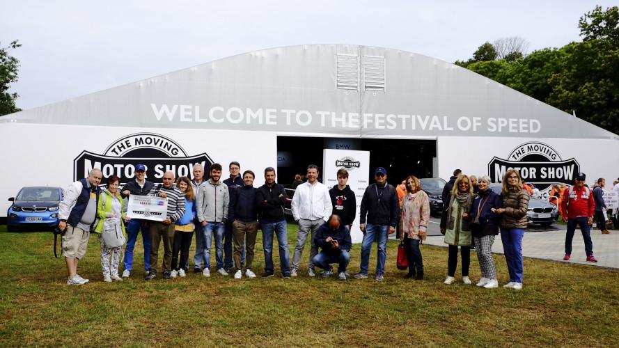 BMW Auto Club Italia festeggia 25 anni a Goodwood