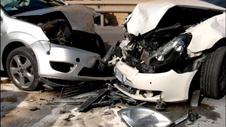 Auto senza assicurazione, i 5 Comuni