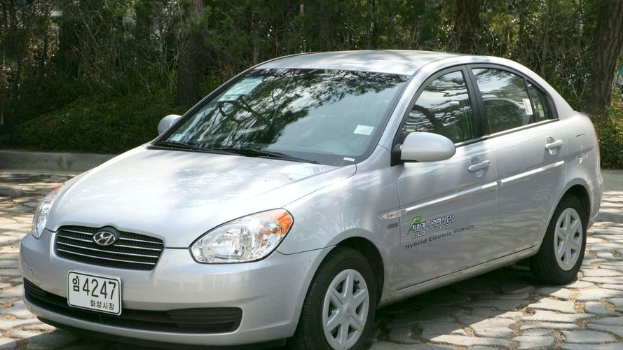 Hyundai to Mass Produce Hybrids Cars Starting 2009