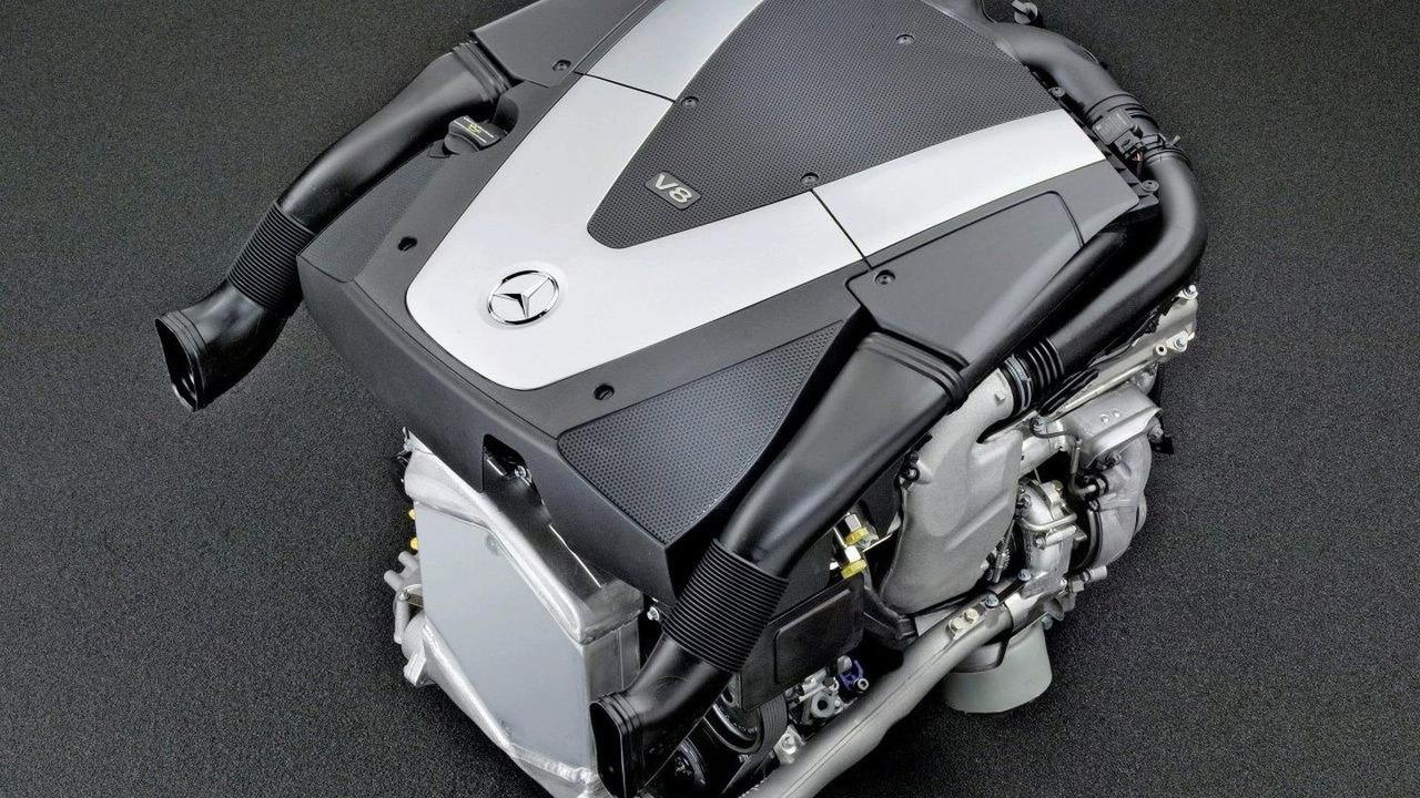 2005 Mercedes diesel V8