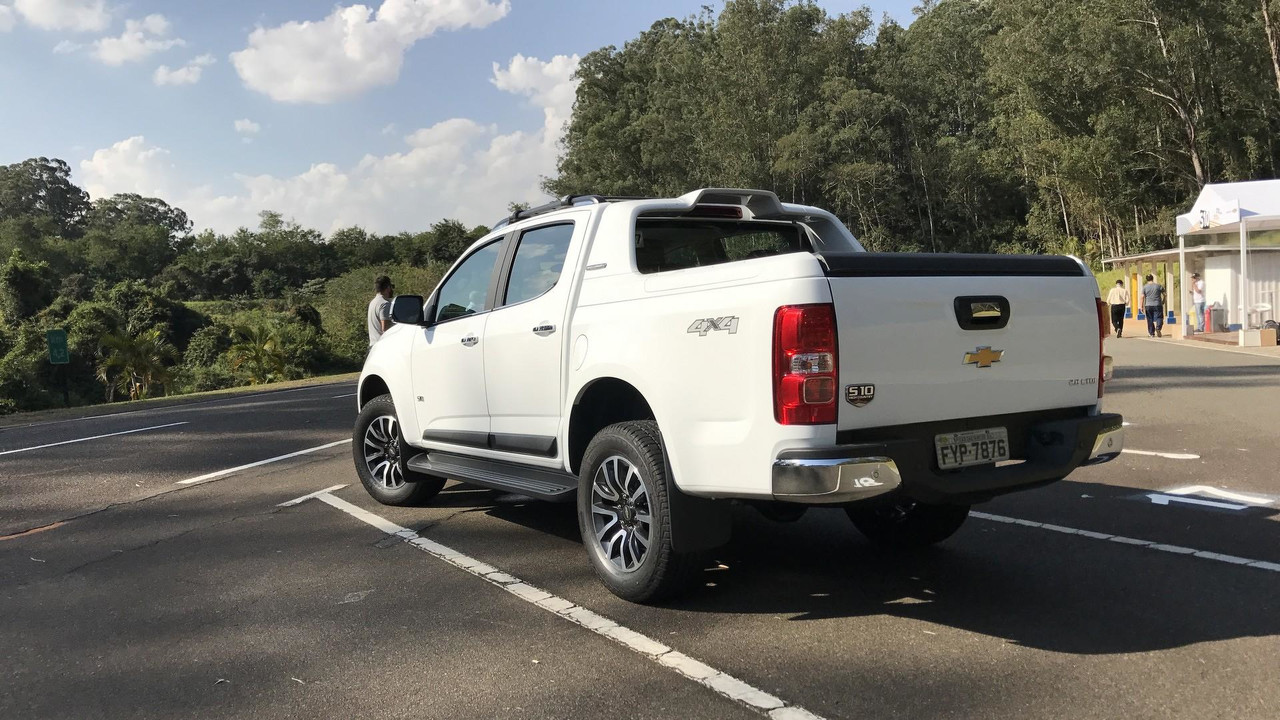 Chevrolet S10 2.8 2018