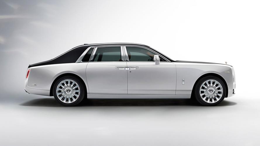 Rolls-Royce - Une Phantom électrique en considération ?