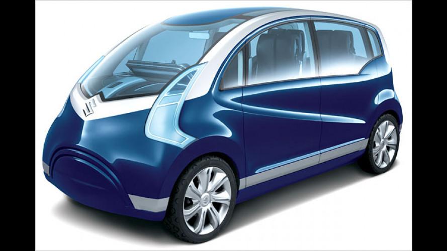 Suzuki mit vier Concept Cars bei der Tokyo Motor Show
