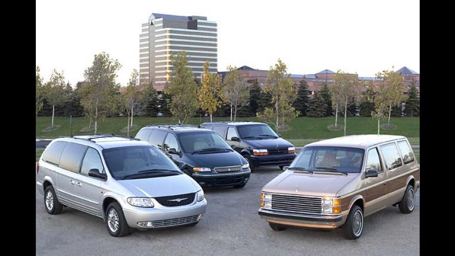 Chrysler: 20-jähriges Jubiläum des US-