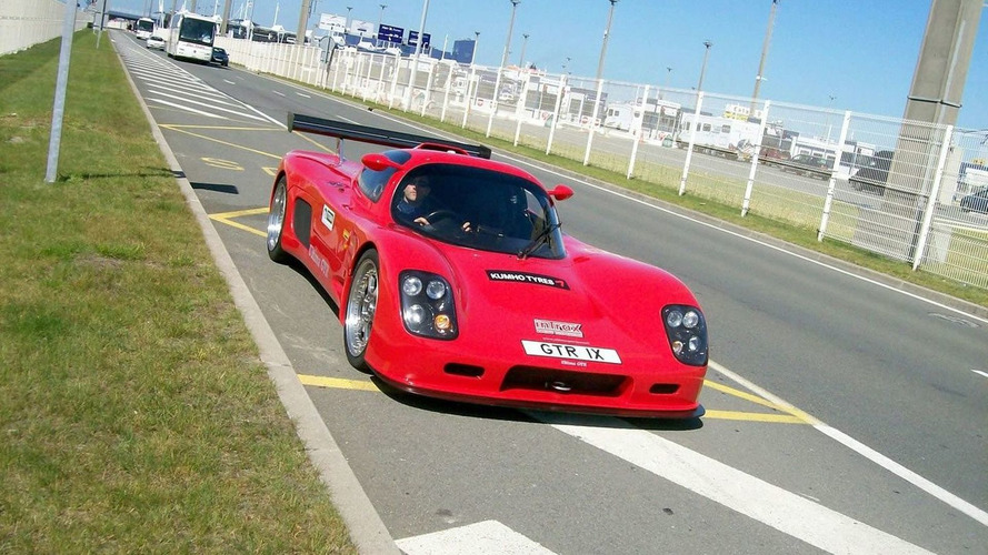 Rain Stops Ultima GTR Assault on Ring Record