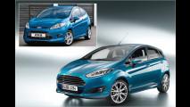Ford Fiesta neu