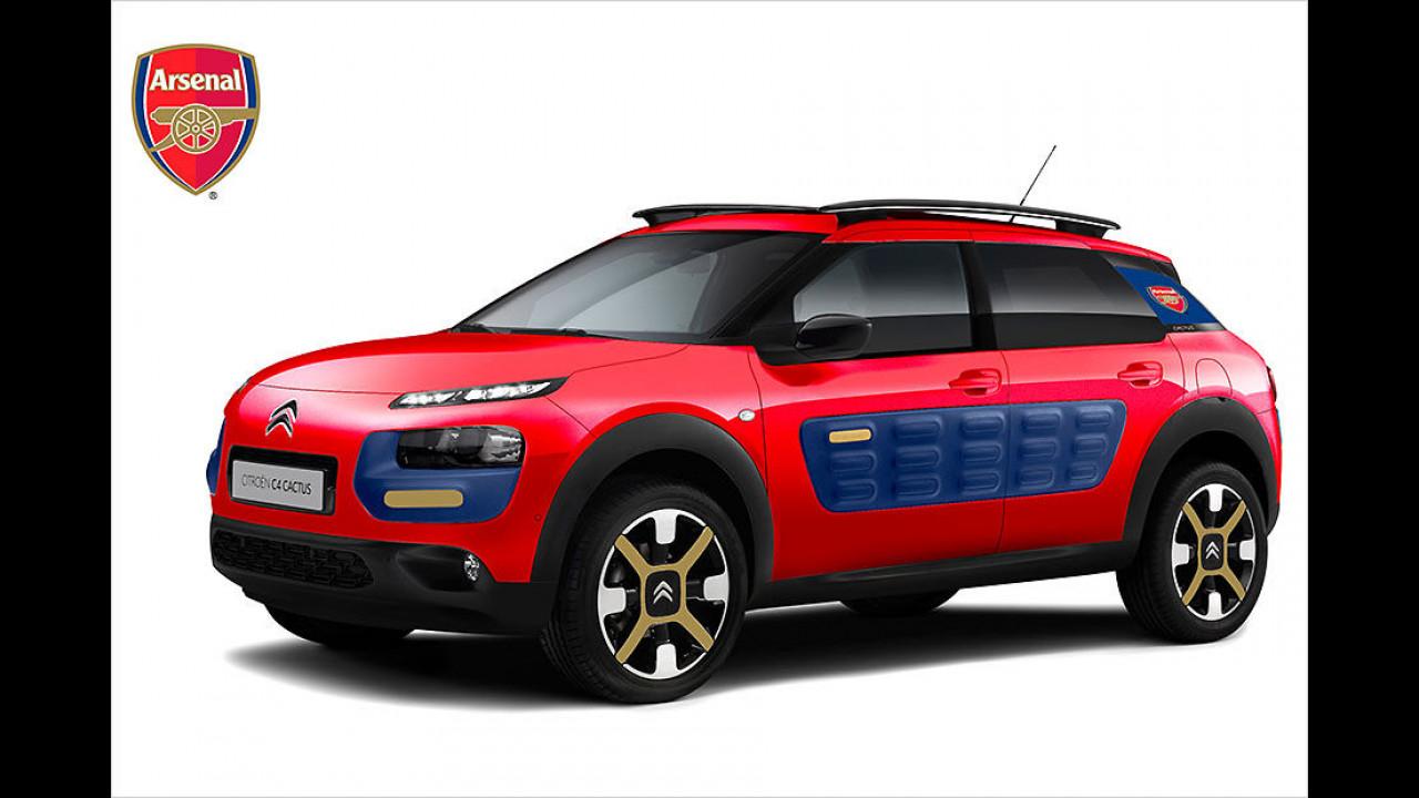 (2014) Citroën Cactus Arsenal Edition