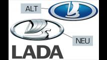 Neues Lada-Logo
