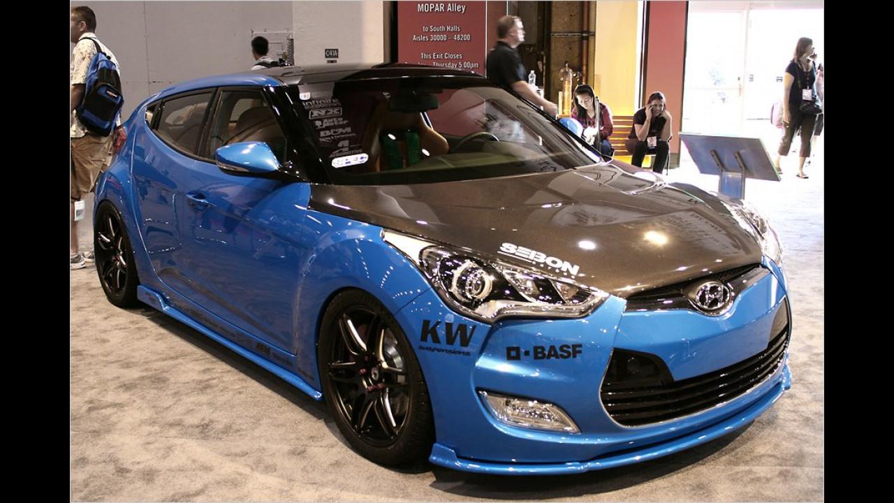 Hyundai Re:Mix Gaming Veloster