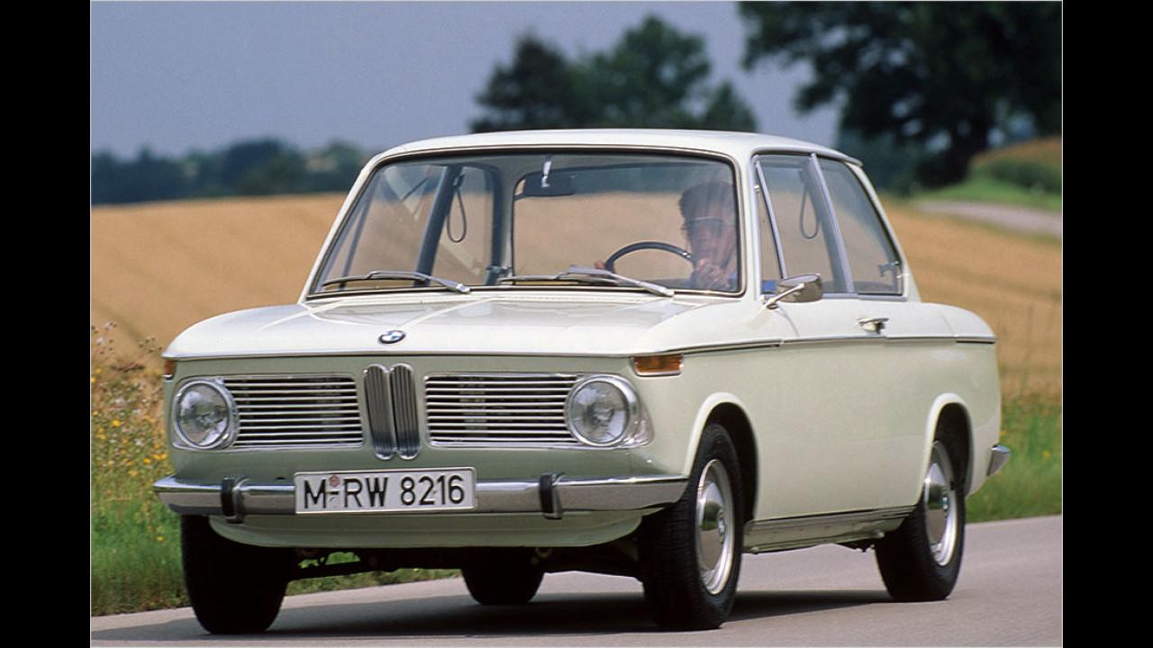 50 Jahre BMW 1600-2