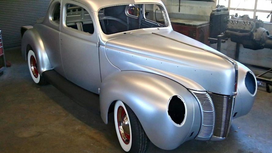 Ford brings back 1940 Coupe, available for order [video]