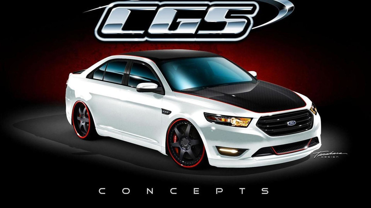 2013 Ford Taurus SHO by CGS Motorsports 29.10.2012