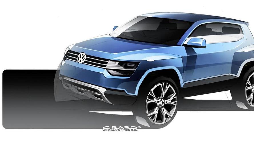 Volkswagen Taigun Concept retorna em novas imagens e vídeo