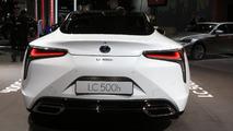 2017 Lexus LS 500h Paris Otomobil Fuarı