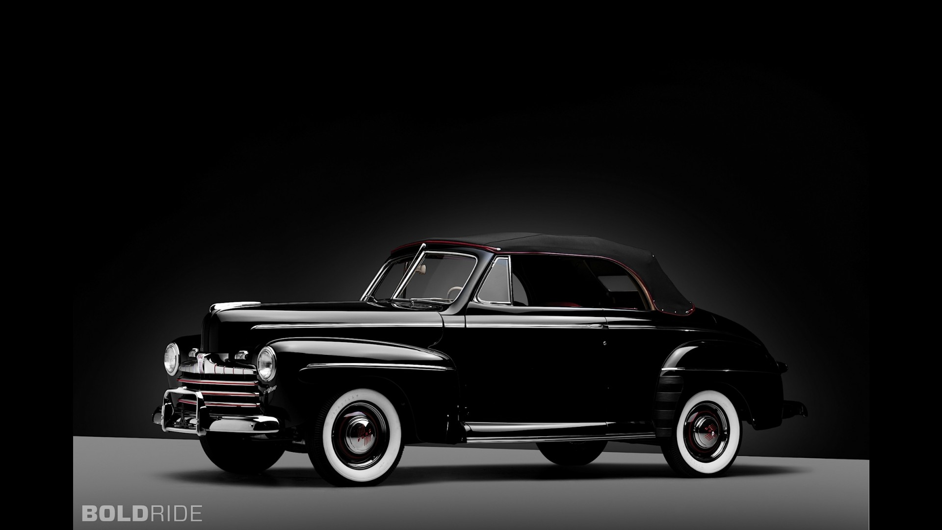 форд 46 года кабриолет характеристики
