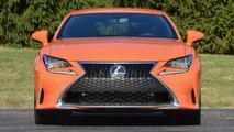 2016 Lexus RC 200t: Review