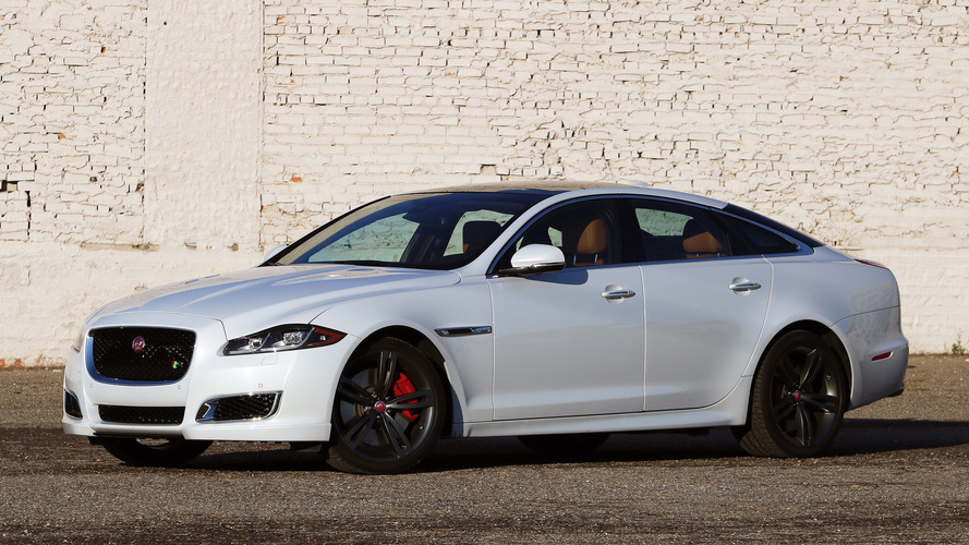 2016 Jaguar XJR: Review (New)