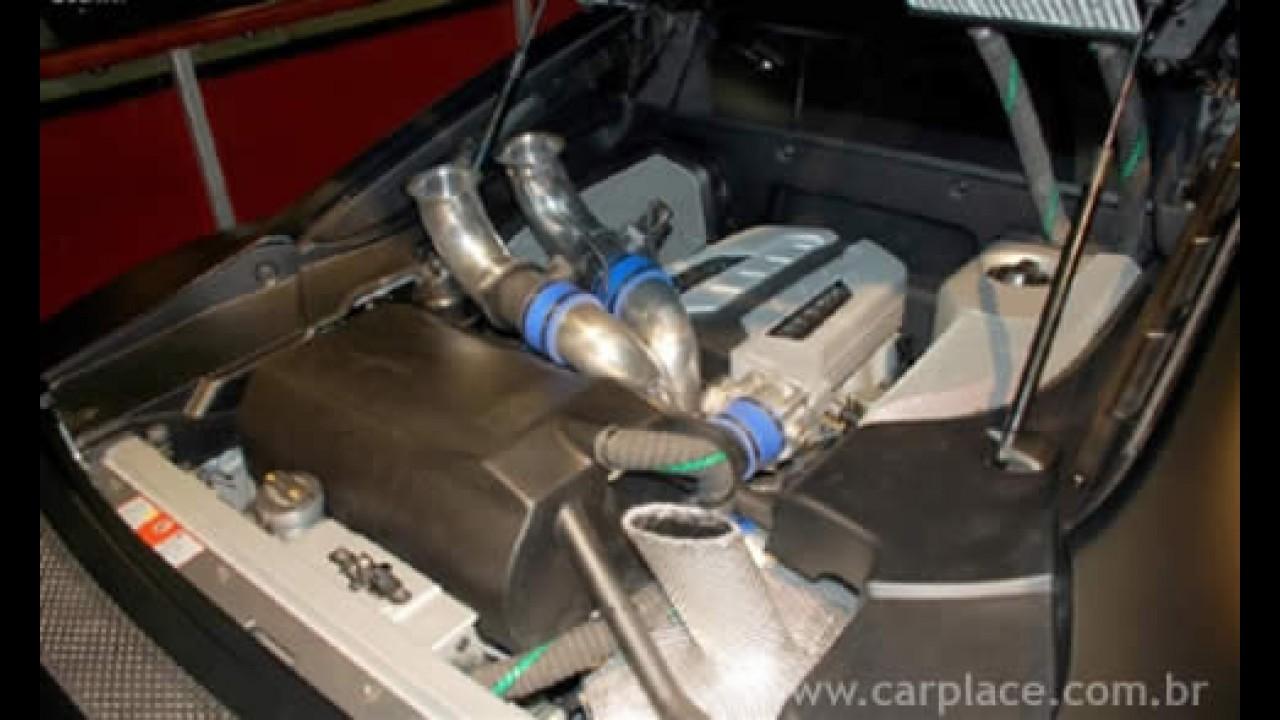 Audi R8 com 888 cavalos de potência modificado pela MTM