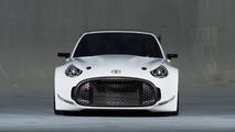 Toyota S-FR Racing Concept