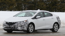 2017 Opel Ampera spy photo