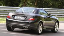 2012 Mercedes-Benz SLK AMG spied 27.05.2011