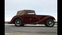 MG VA Tickford Drophead Coupe