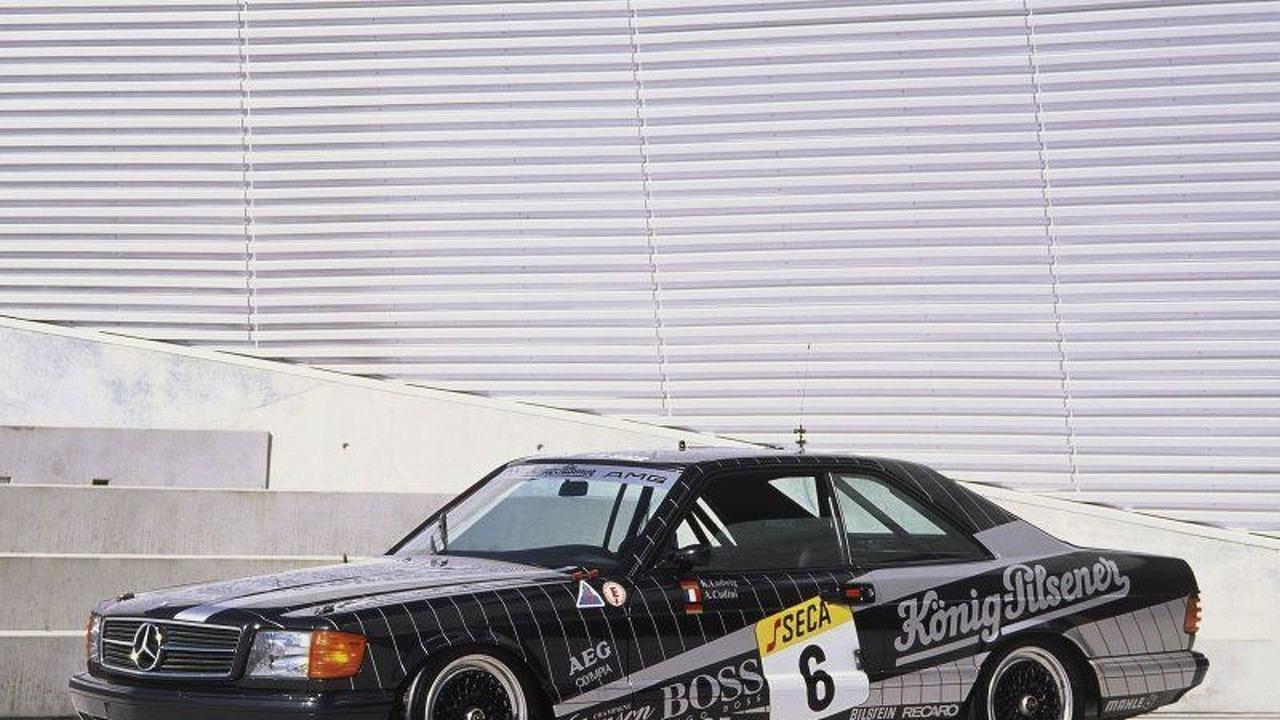 1989 Mercedes 500 SEC AMG