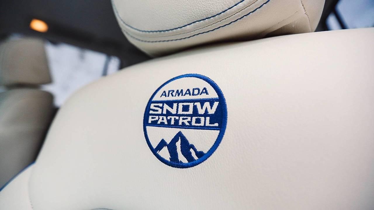 Nissan Armada Snow Patrol Concept