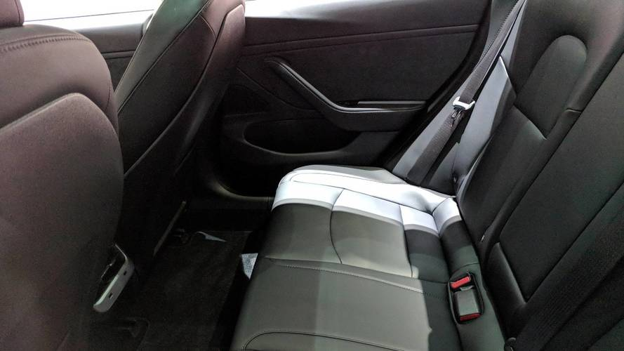 Tesla Model 3 Heated Rear Seats Now Activated Via OTA Update
