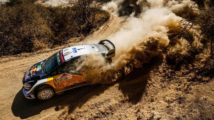 Ogier gana en México, con Sordo segundo y Loeb quinto