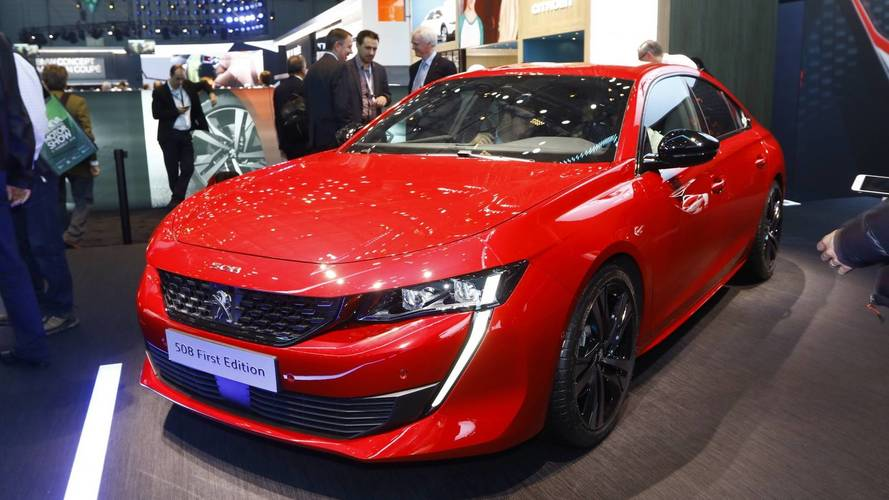 Peugeot 508 - Voici la First Edition !