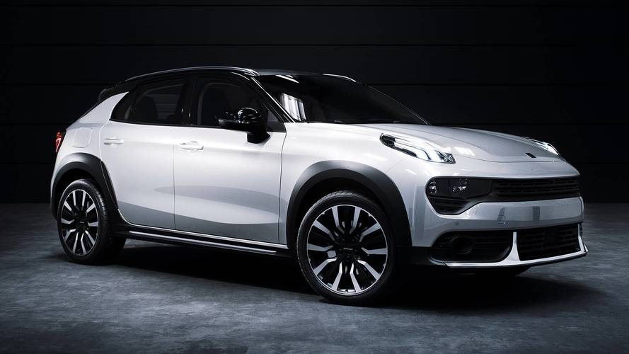 Lynk & Co 02 Revealed; Brand's European Launch Detailed