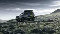 Peugeot Rifter 4x4 konsepti