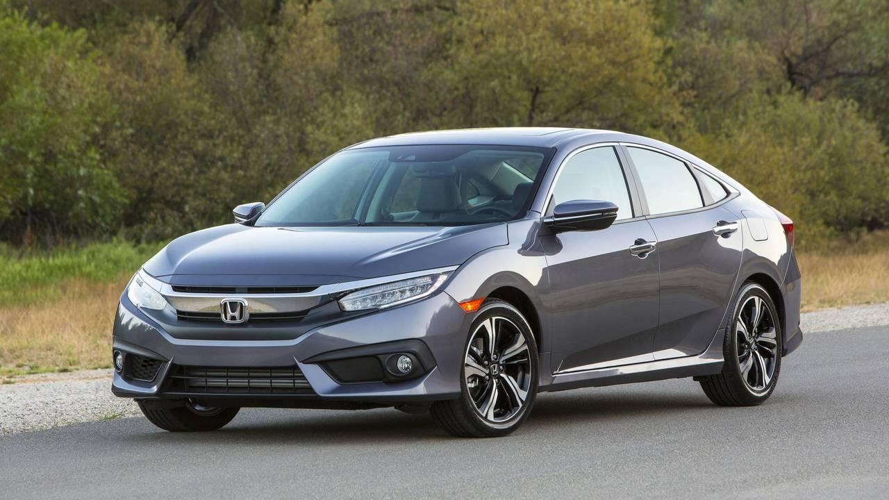 6. Honda Civic Sedan/Coupe
