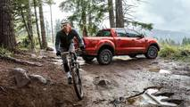 2019 Ford Ranger Biking Easter Egg