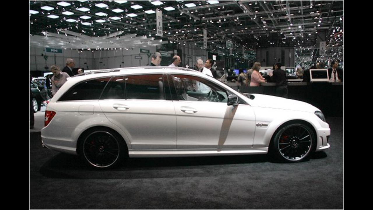 Mercedes C 63 AMG T-Modell