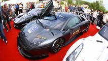 REITER Lamborghini LP670 R-SV unveiling at 24h of Spa