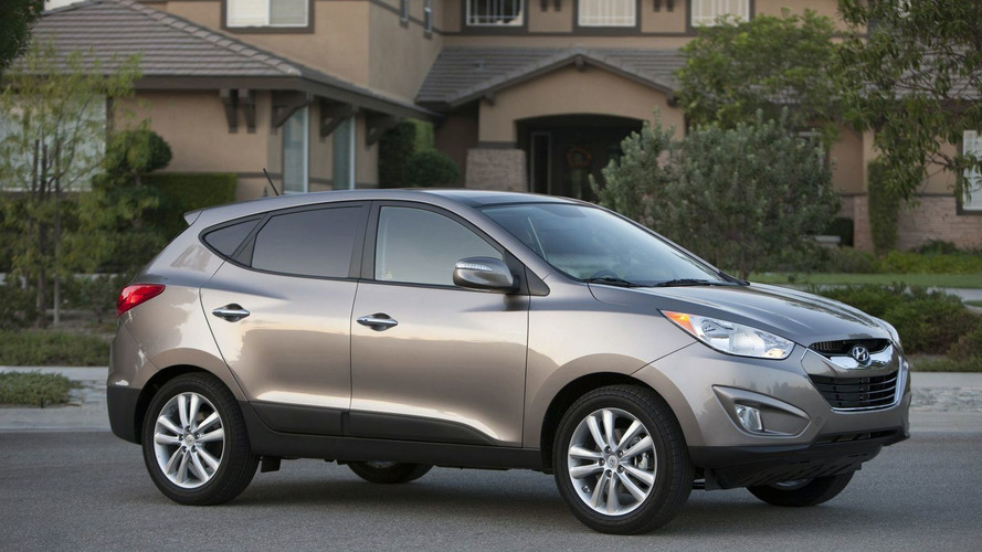 Hyundai considering an entry-level crossover - report