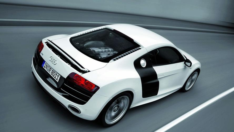 Audi R8 V10 Bound for U.S.Says Alleged Leaked Memo