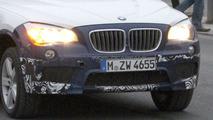 BMW X1 M Sport Package spied 07.02.2011