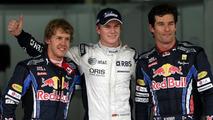 2010 Brazilian Grand Prix QUALIFYING - RESULTS