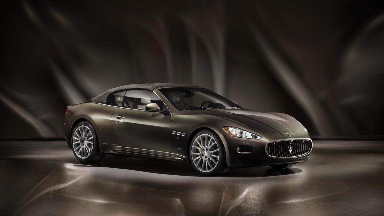 Maserati GranCabrio by Fendi 23.08.2011