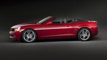 2011 Camaro Red Zone Concept for SEMA 28.10.2011