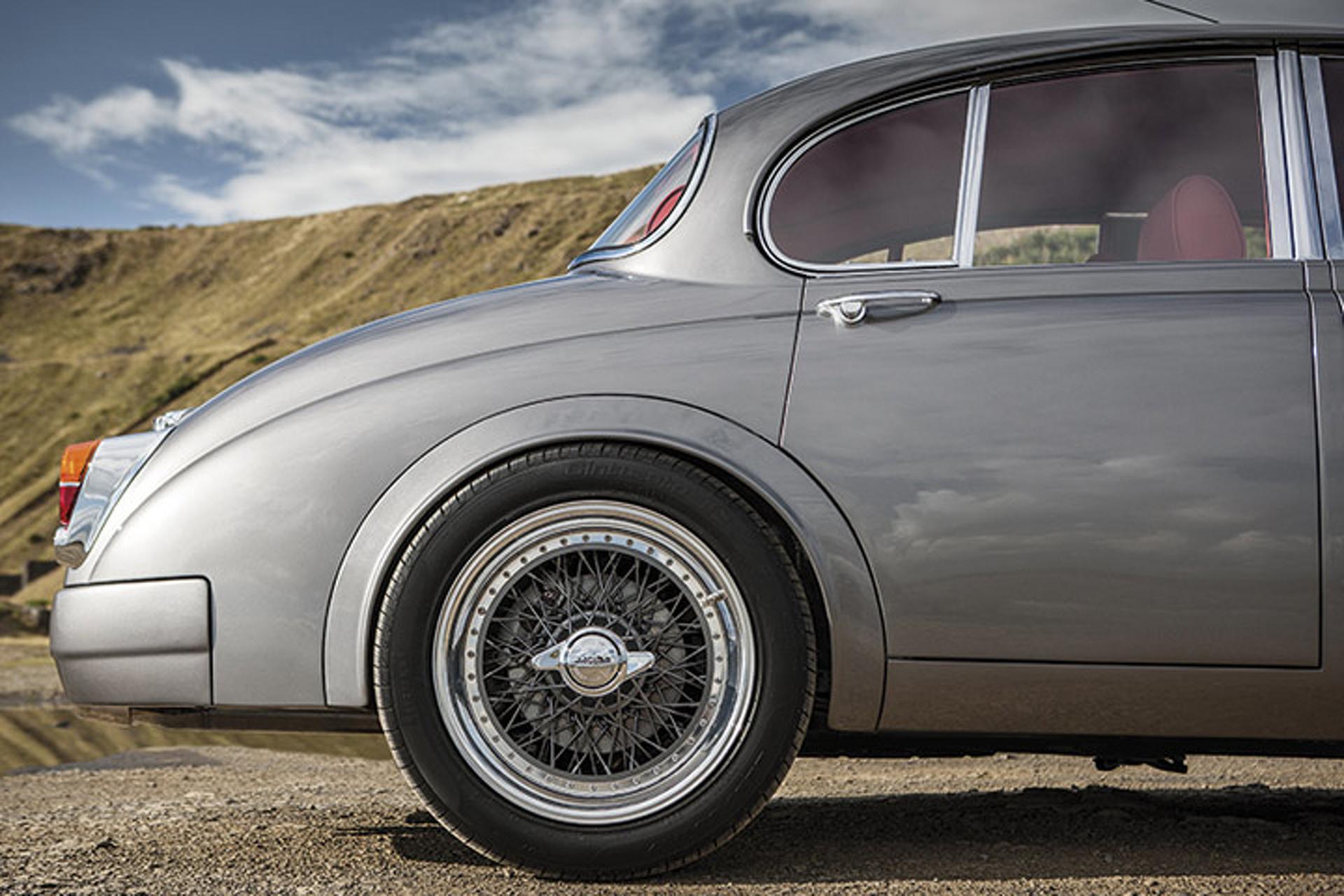 Jaguar's Design Director Gave the Classic Mark 2 a Modern Twist [w/Video]